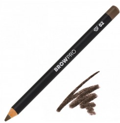 Карандаш пудровый для бровей Sinart POWDERY EYEBROW / 02
