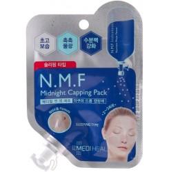 Крем-маска ночная для лица Mediheal N.M.F Midnight Capping, 15 мл