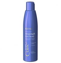 Бальзам для всех типов волос водный баланс Estel Curex Balance, 250 мл