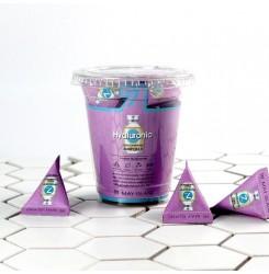 Ампула высококонцентрированная гиалуроновая 7 Days / треугольник, 5 г / фиолетовая