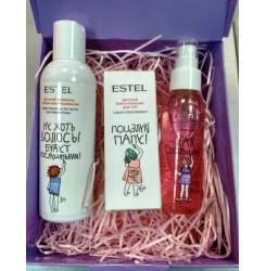 Набор для девочек Estel Little Me Girl Trio Set