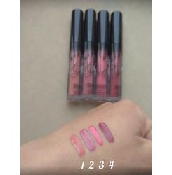 Kylie matte lipstick ( шоколадная серия) помада