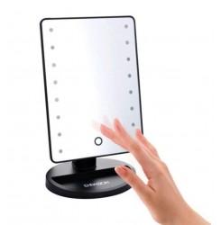 Зеркало сенсорное с подсветкой Led smart Mirror три цвета