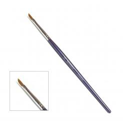 Кисть синтетика креатор Synthetic CREATOR / синяя ручка # 12