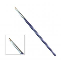 Кисть синтетика креатор Synthetic CREATOR / синяя ручка # 13