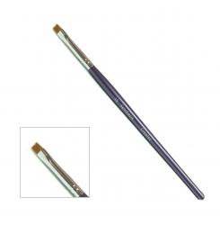 Кисть синтетика креатор Synthetic CREATOR / синяя ручка # 15