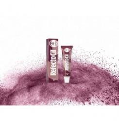 Краска для бровей и ресниц RefectoCil №4 каштановая