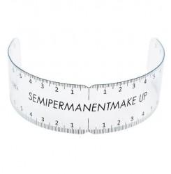 Линейка для бровей Semipermanentmakeup