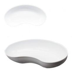 Лоток пластиковый для дезинфекции и стерилизации инструментов, 20 см / белый