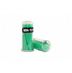 Микробраш 100 шт. в тубусе зеленый (Fine ) M