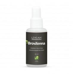 Раствор минеральный BrowХenna для разведения хны, 50 мл