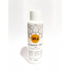 Обезжириватель для бровей Nila Eyebrow Prep, 100 мл