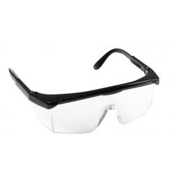 Очки защитные для мастера маникюра и педикюра / черные