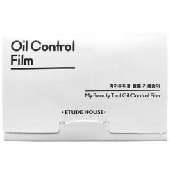 Салфетки матирующие для лица Etude House Oil Control Film, 50 шт