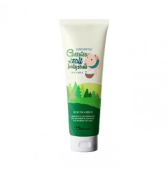 Скраб для тела с экстрактом зеленого чая Elizavecca Milky Piggy Greentea Salt Body Scrub, 300 г