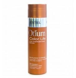 Бальзам-сияние Estel OTIUM COLOR LIFE для окрашенных волос, 60 мл