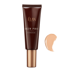 Тональная основа ELAN «Skin Pro Foundation», 50 мл / 01 porcelain