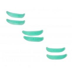 Валики для ламинирования и биозавивки НИЖНИХ ресниц Кати Виноградовой (набор ABC размеры)