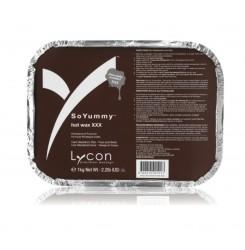 Воск гарячий с ароматом шоколада LYCON / SOYUMMY HOT WAX XXX, 1 кг