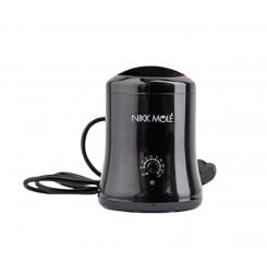 Воскоплав баночный мини Nikk Mole / черный